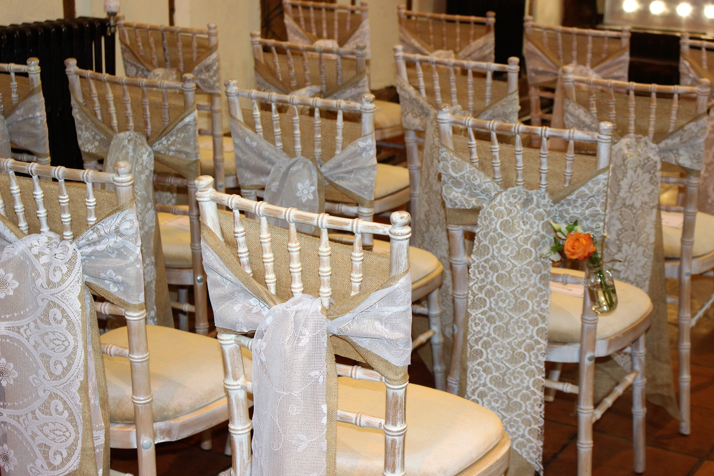 inventory - lace and hessian chair sashes 2.JPG