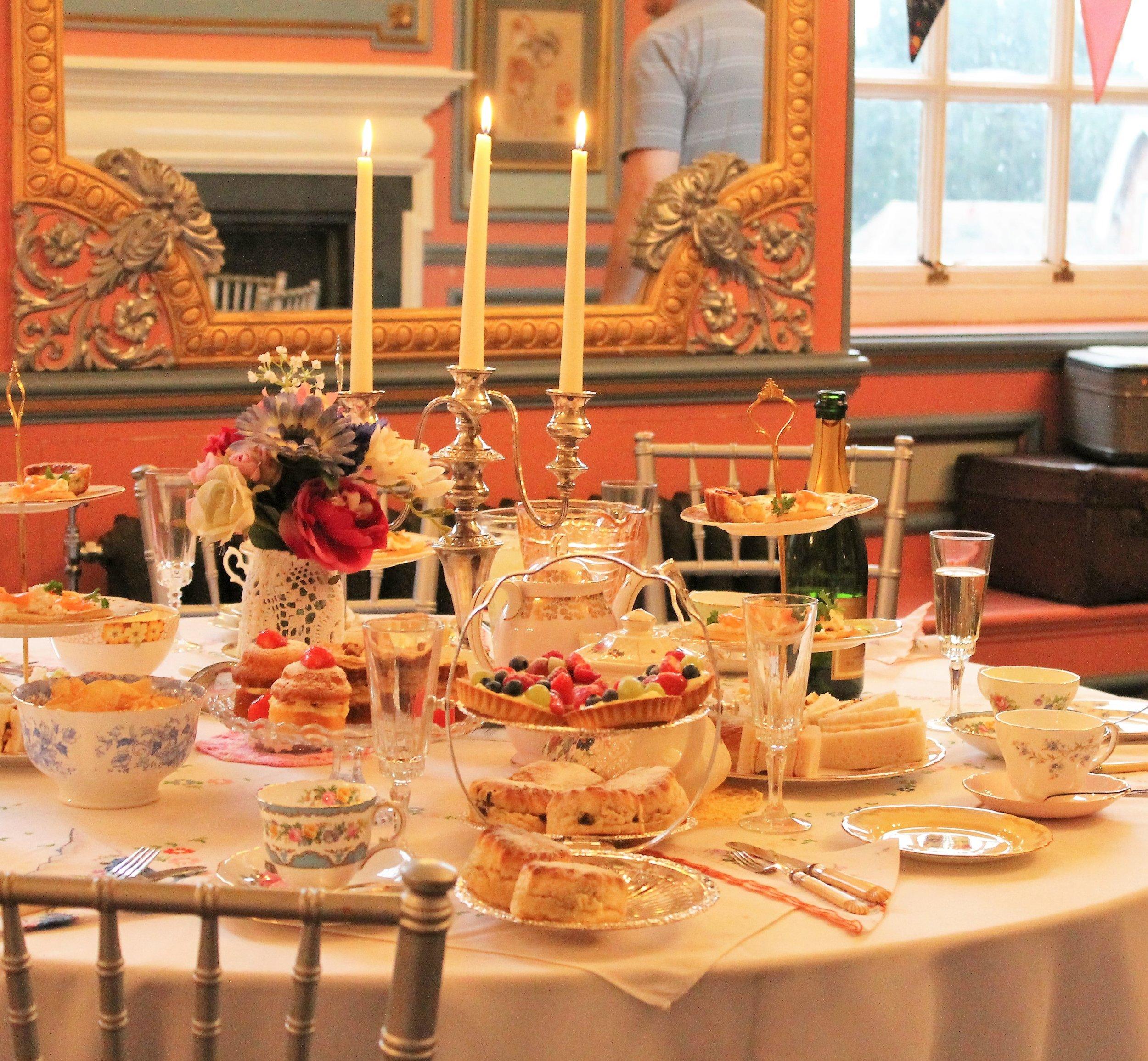 tea party hire elegant vintage tea.jpg