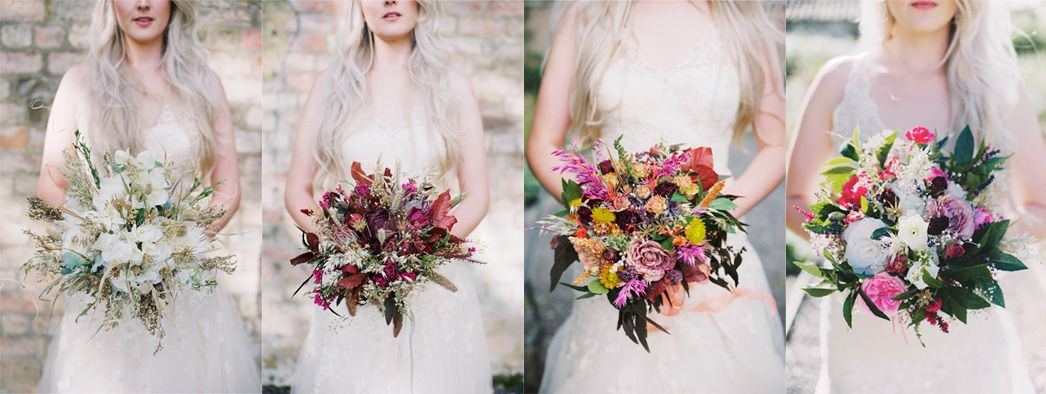 The Sleeping Flower Company Look Book spring summer autumn winter Bridal Bouquets