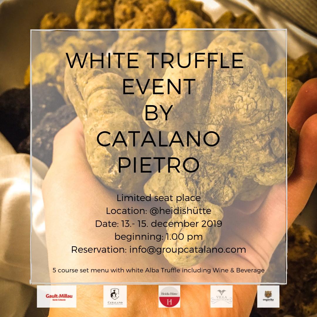 Truffle Event