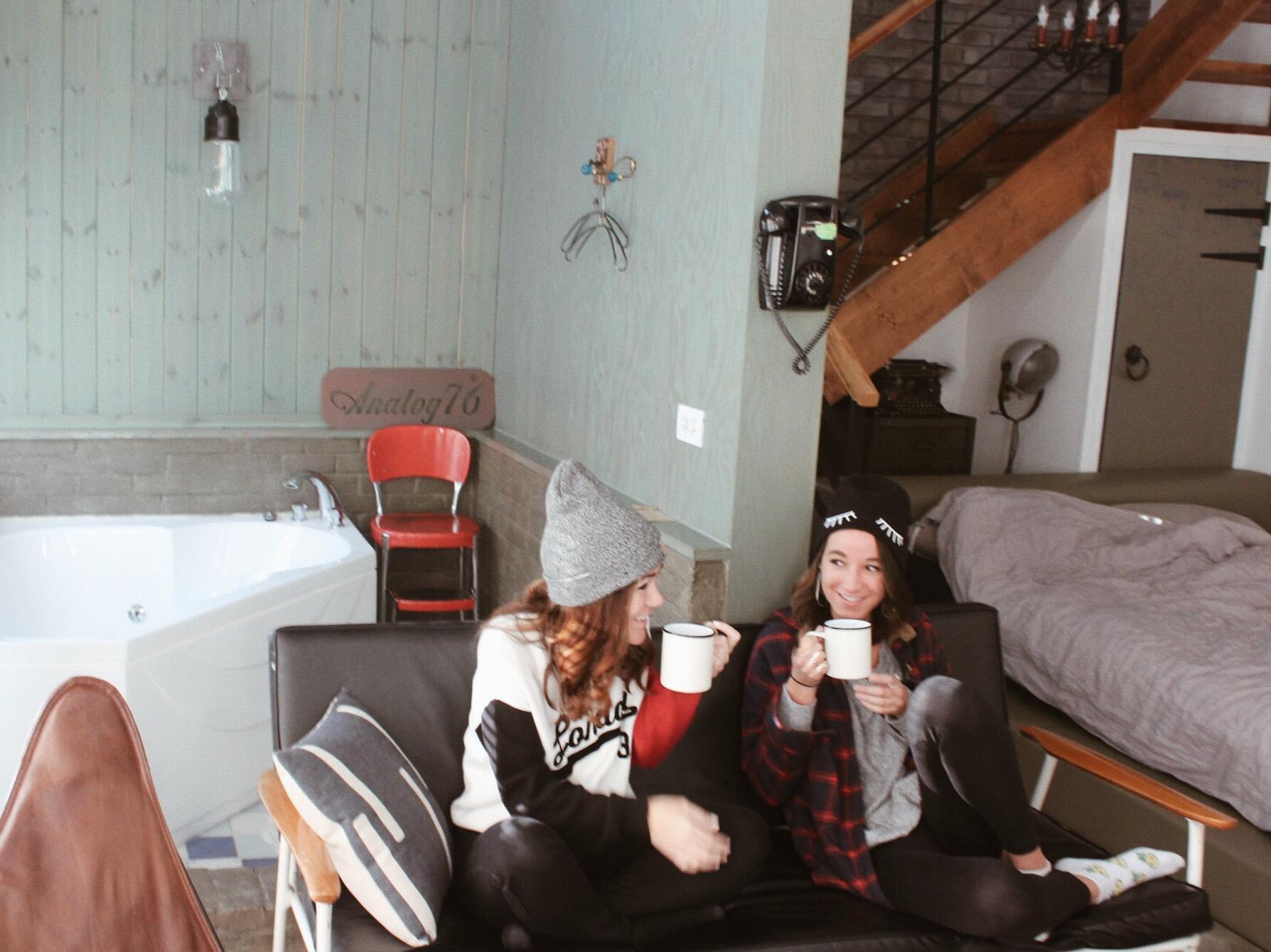 Analog 76 Gangneung, South Korea | HallAroundtheWorld