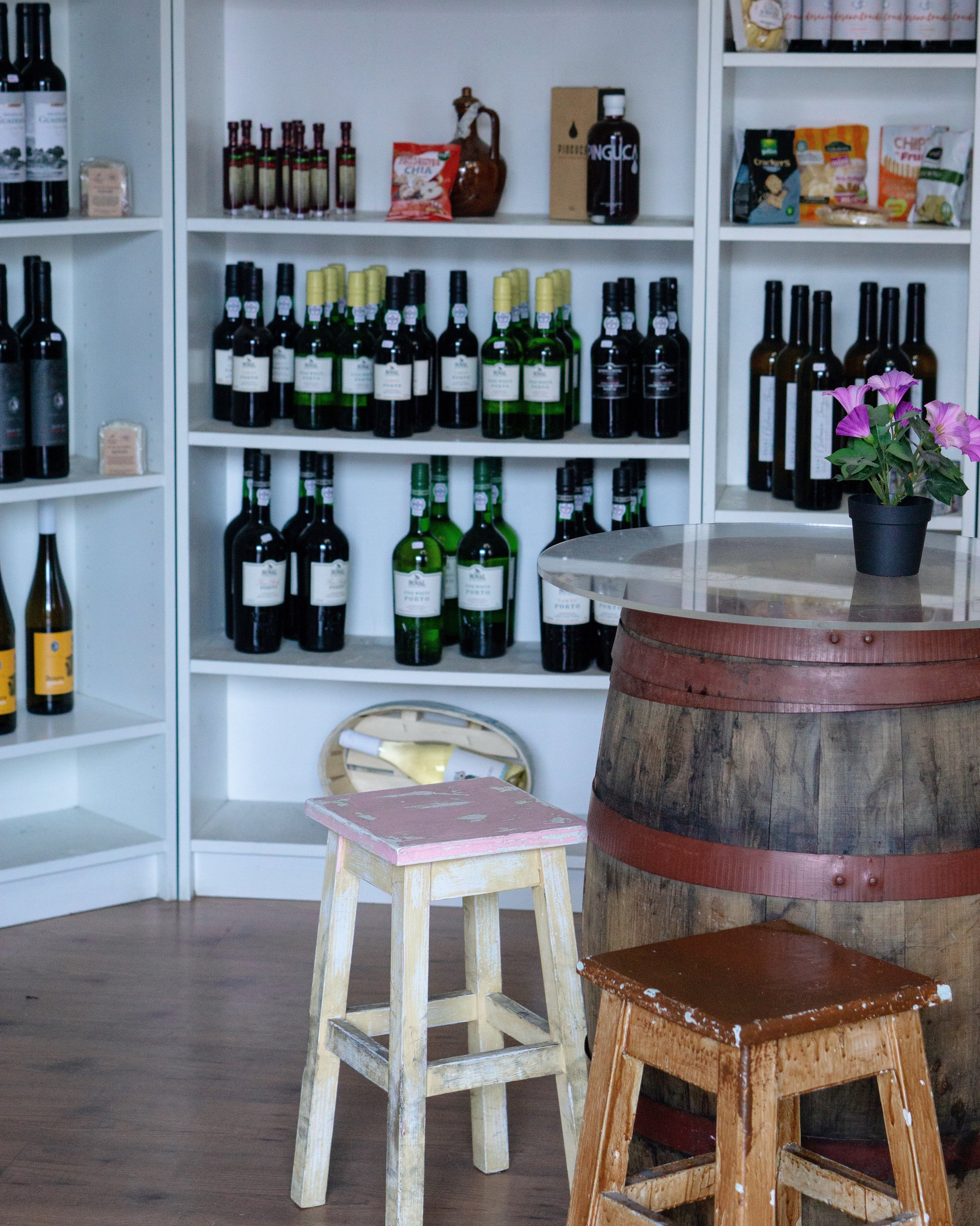 The Best Wine Bar in Lisbon, Portugal | HallAroundtheWorld