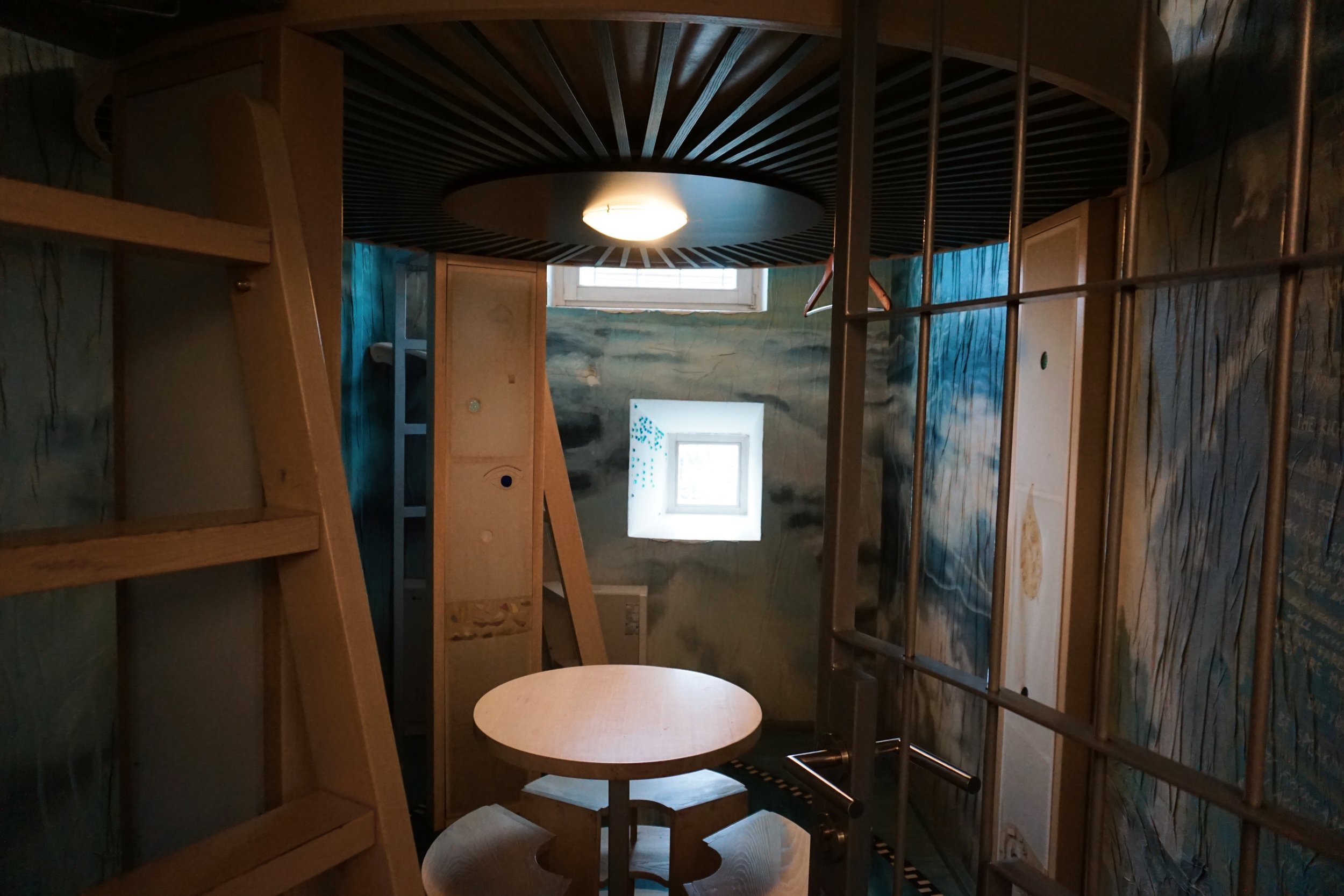 A Night Behind Bars in Ljubljana - Hostel Celica | HallAroundtheWorld