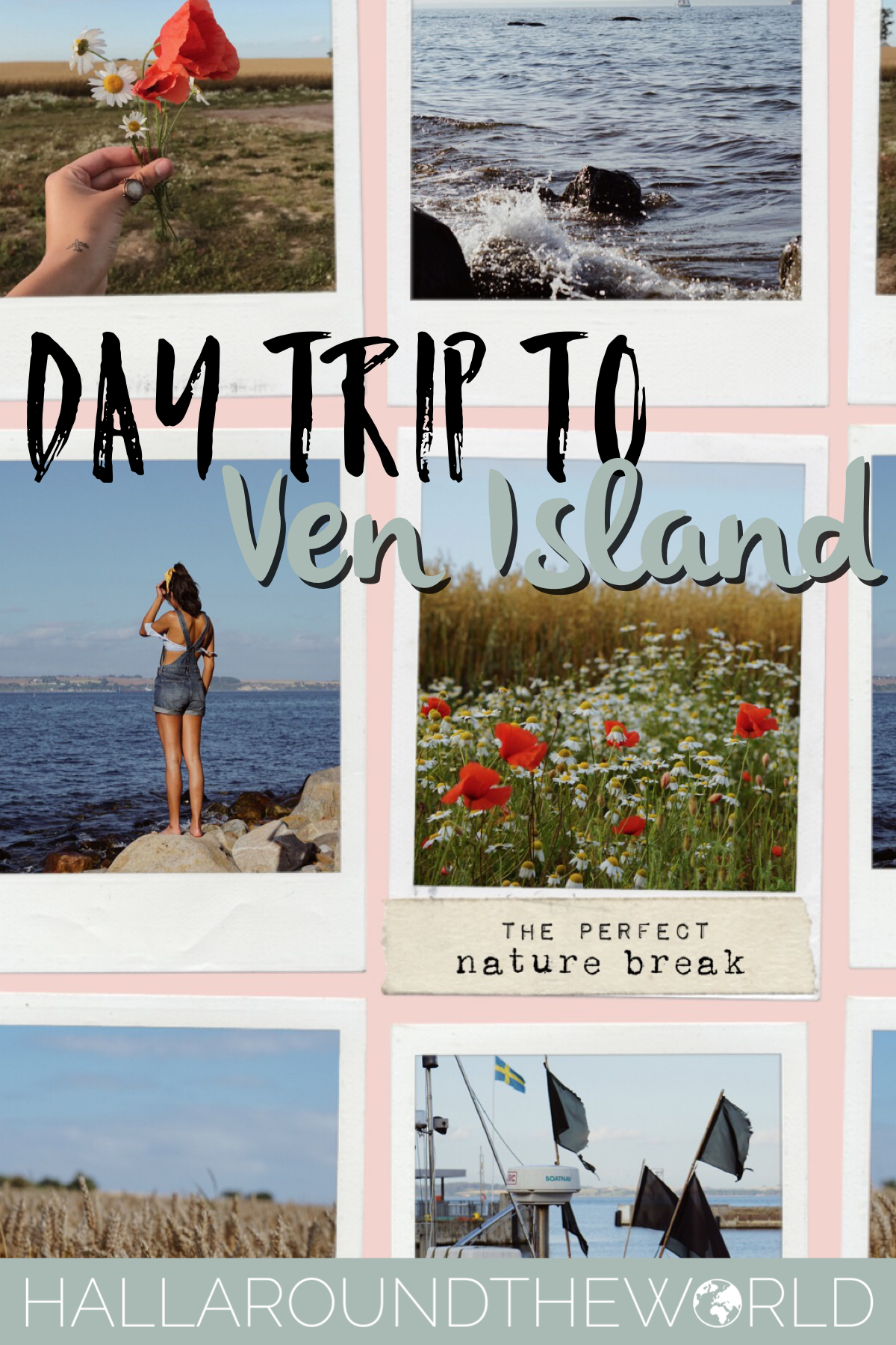 Day Trip to the Island of Ven - How to Get There + What to Do | HallAroundtheWorld