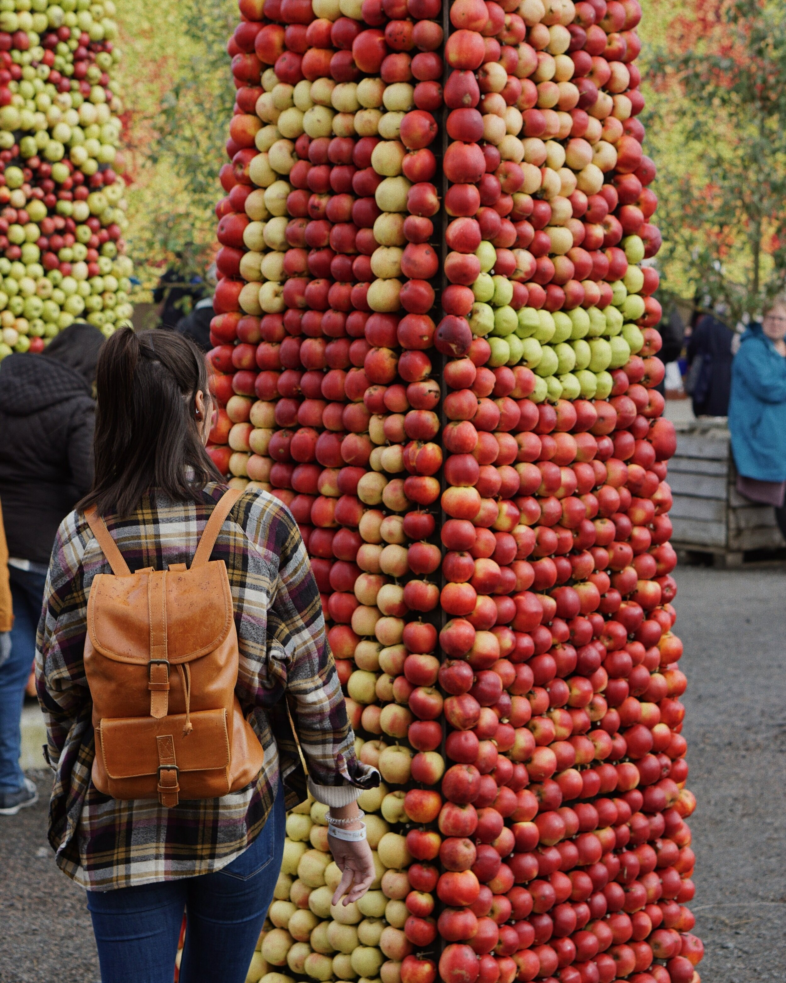 Kivik Apple Market - What to Do in Fall in Skåne  | HallAroundtheWorld