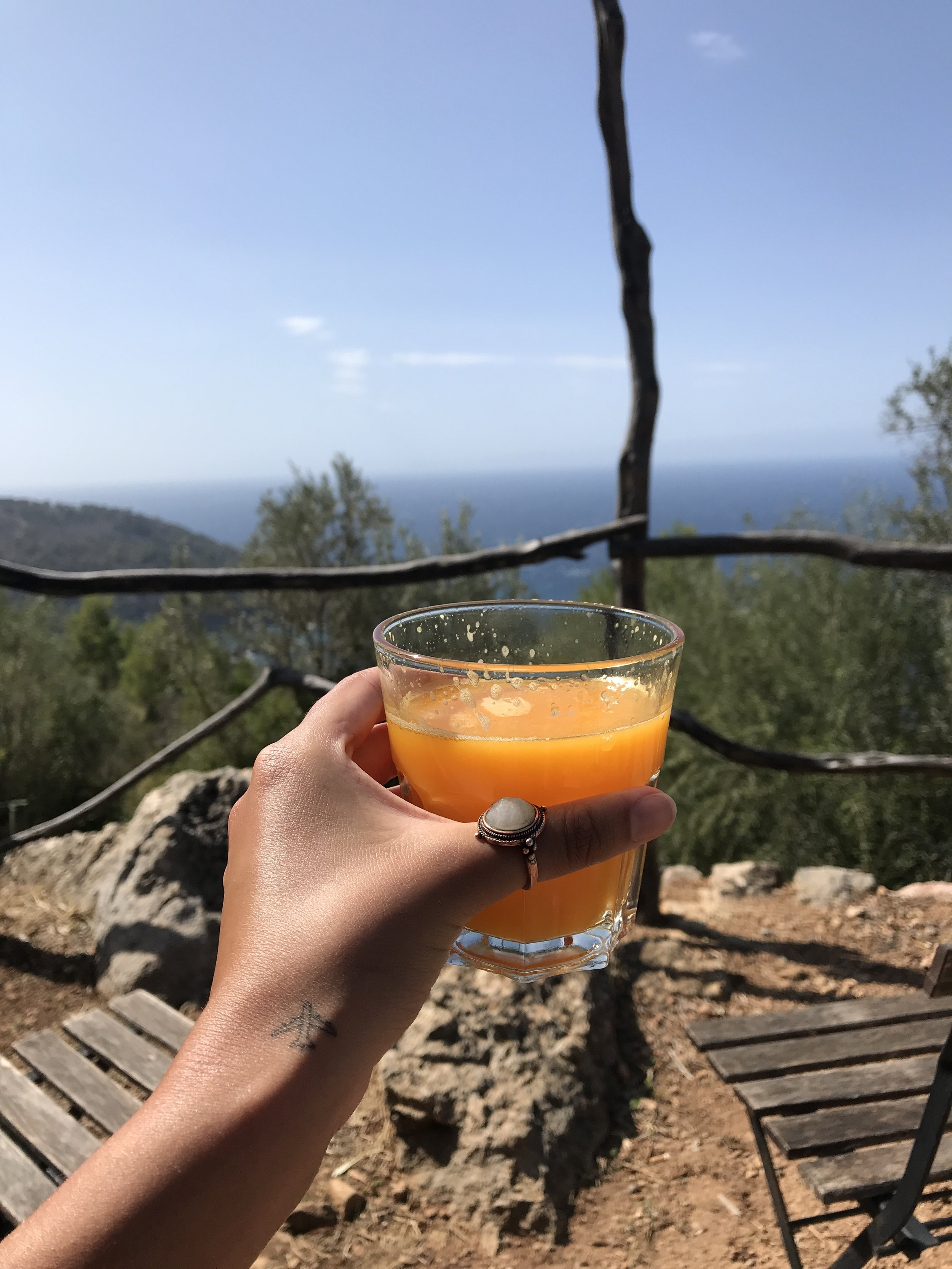 Photo Diary: Deià to Port de Sóller on Mallorca's GR221 Dry Stone Route by Kirstie Hall | HallAroundtheWorld