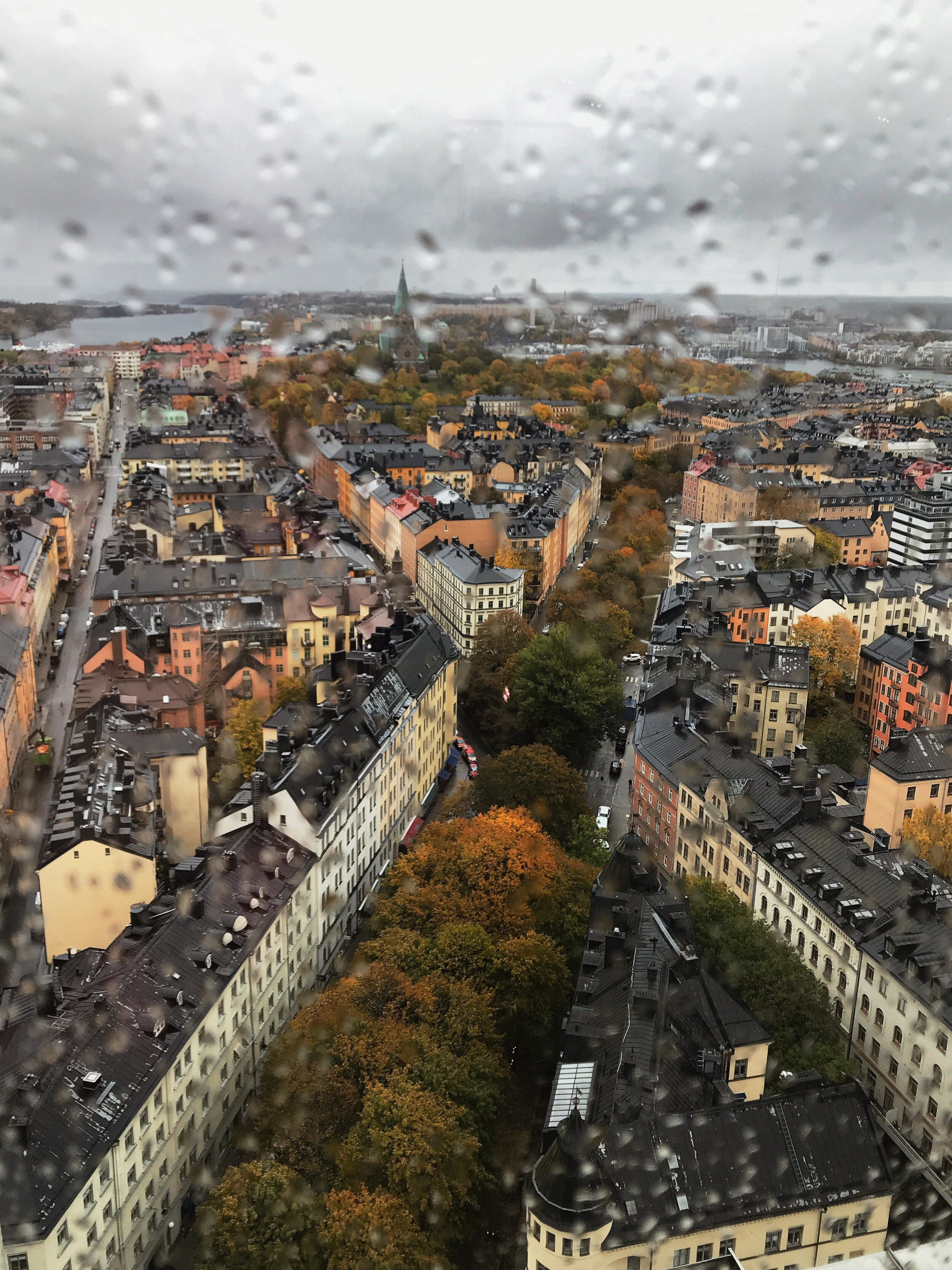 The Best View of Stockholm | Himlen in the Fall by Kirstie Hall HallAroundtheWorld