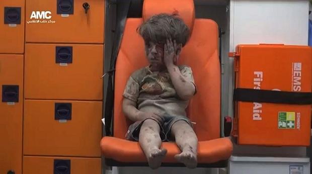 Screenshot/Photo via Aleppo Media Center (AMC)