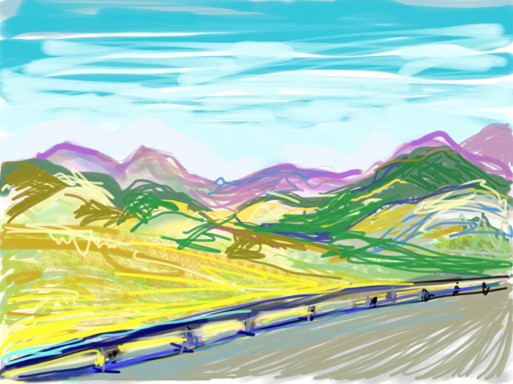Mauve Hills