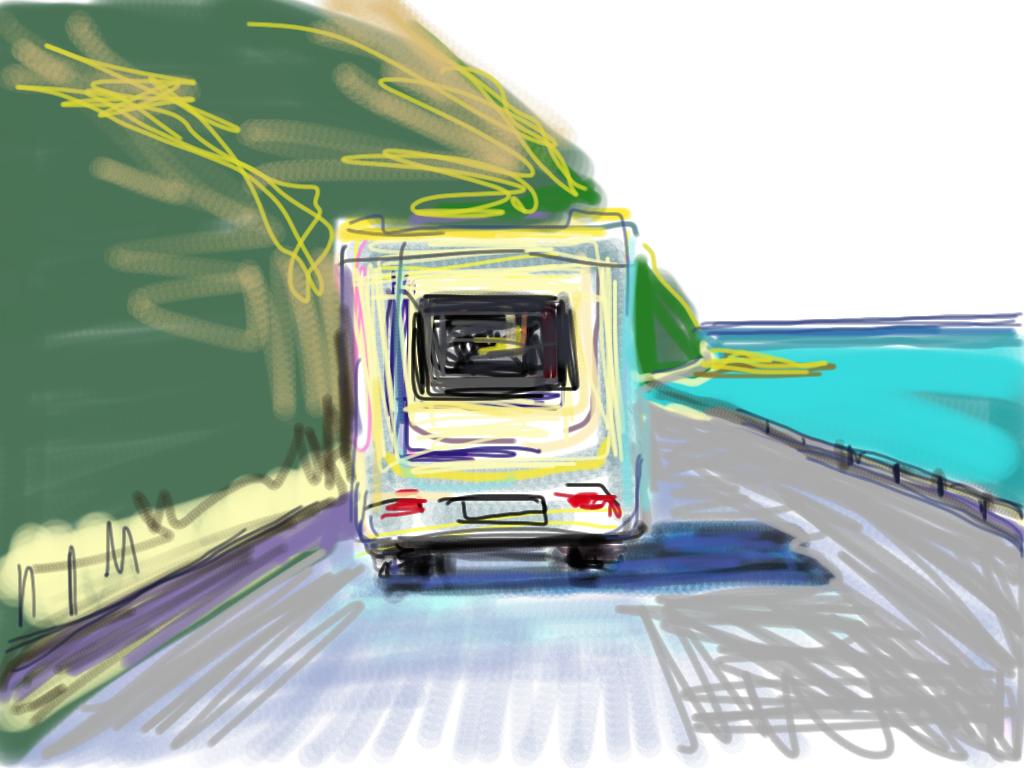 Sea & Van