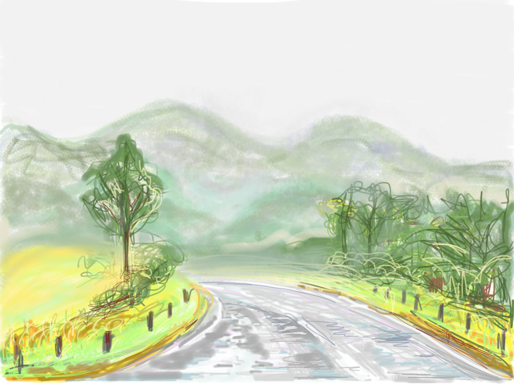 Greymouth Rain