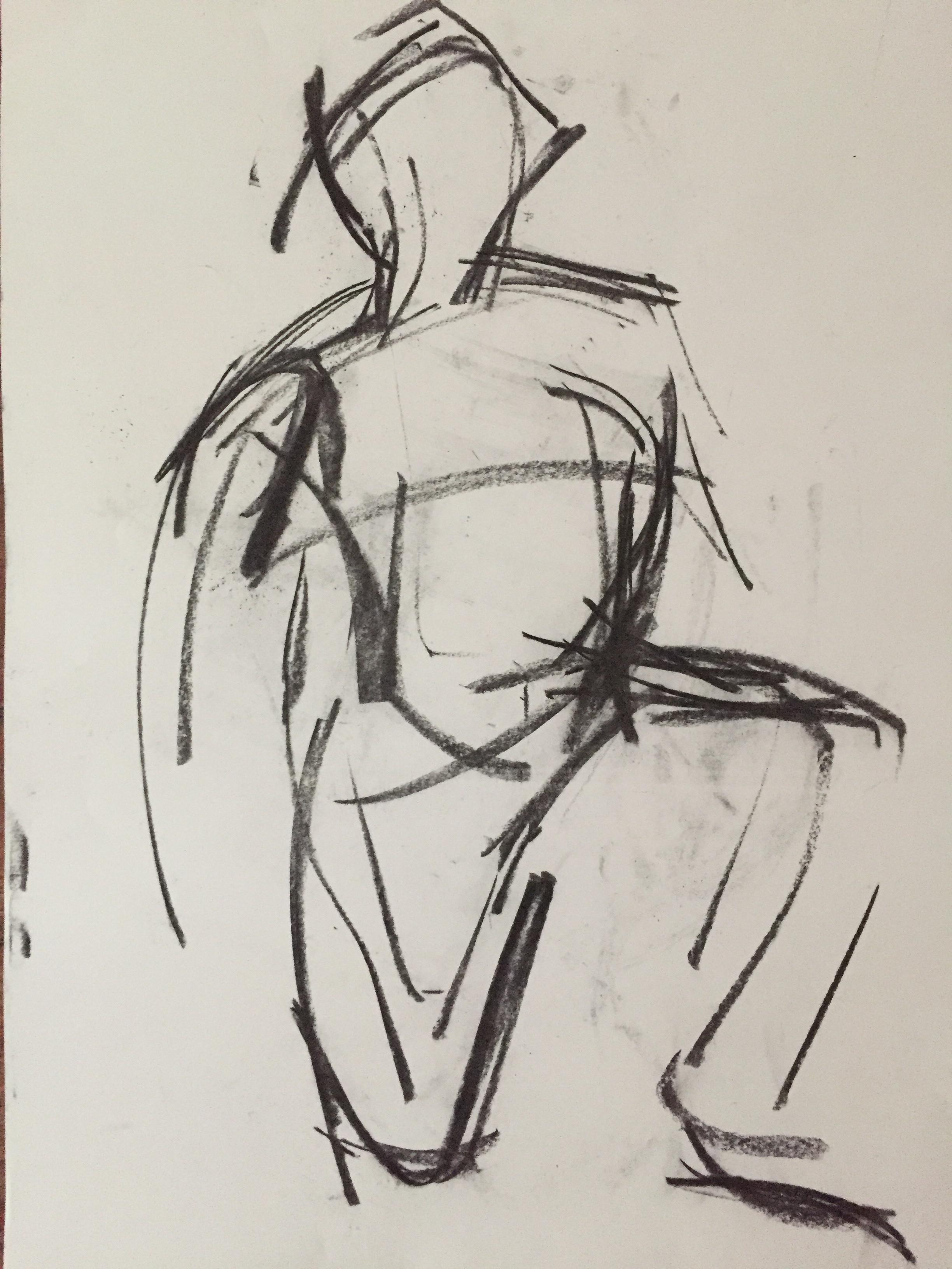 Gestural Sketch 2017