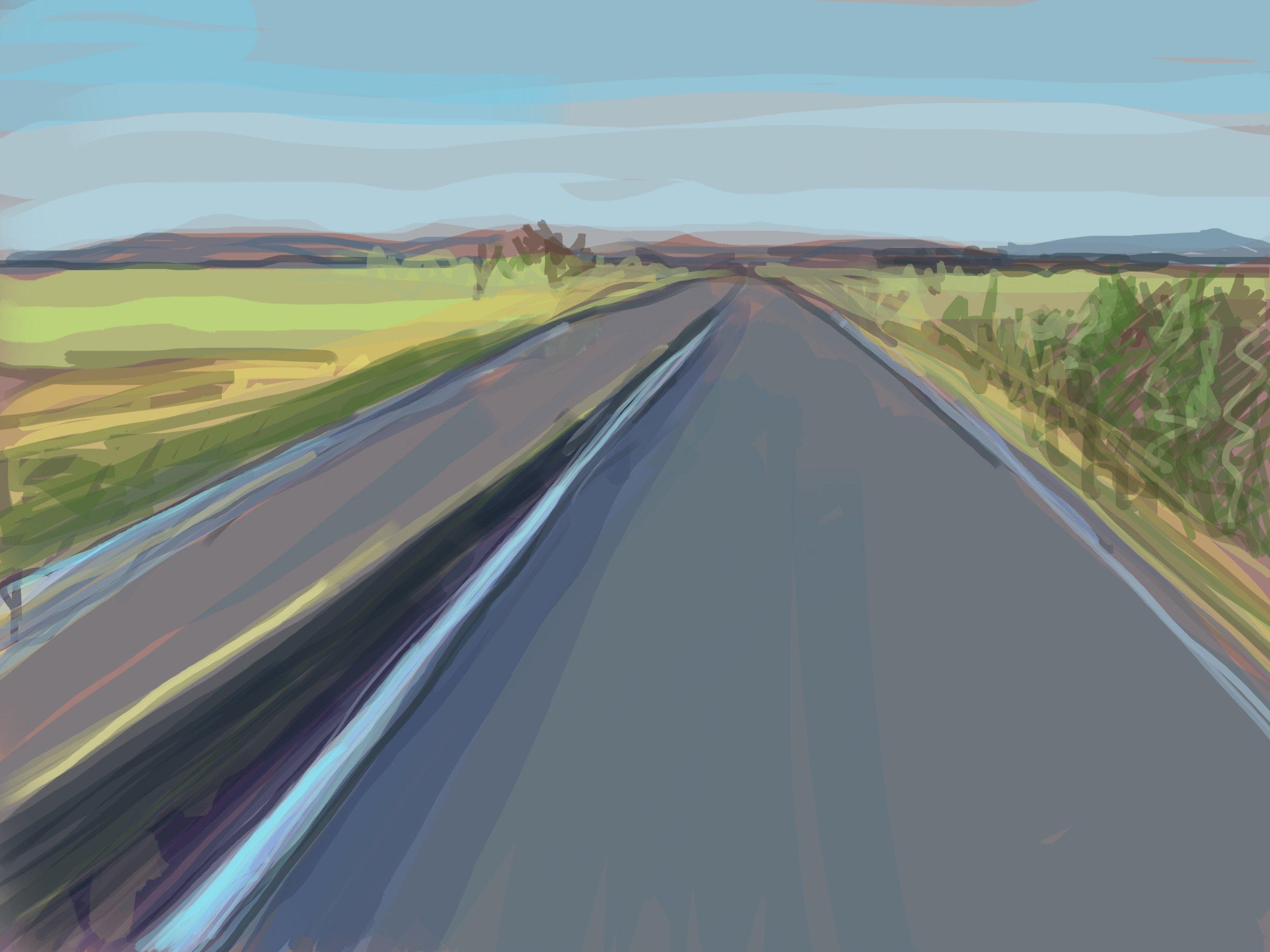 French Motorway Feb '19