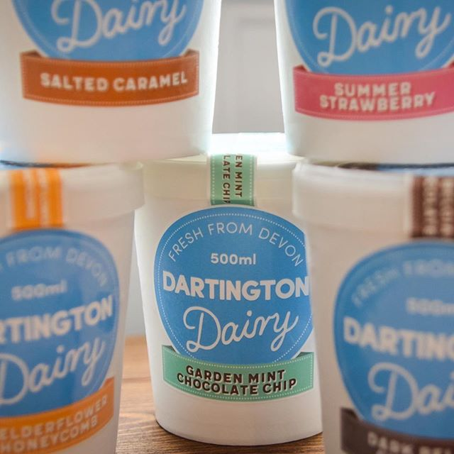 We will be at Darts Farm today from 11:00am - 2:00pm to share our delicious Ice Cream with you @dartsfarm  #icecream #exeterlife #topsham #taste #food #local #fresh #dartsfarm #tasting