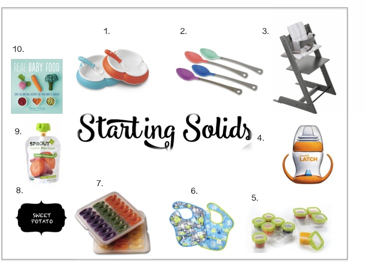 Starting Solids Boards