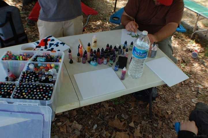 free art adult playshop