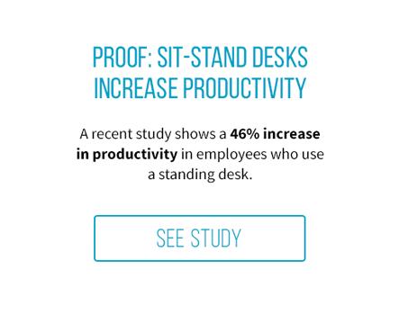 Improve Productivity with Standing Desks