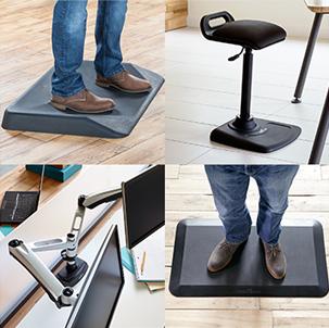 Standing Desk Accessories from VARIDESK