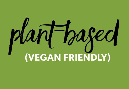 plant based vegan paleo