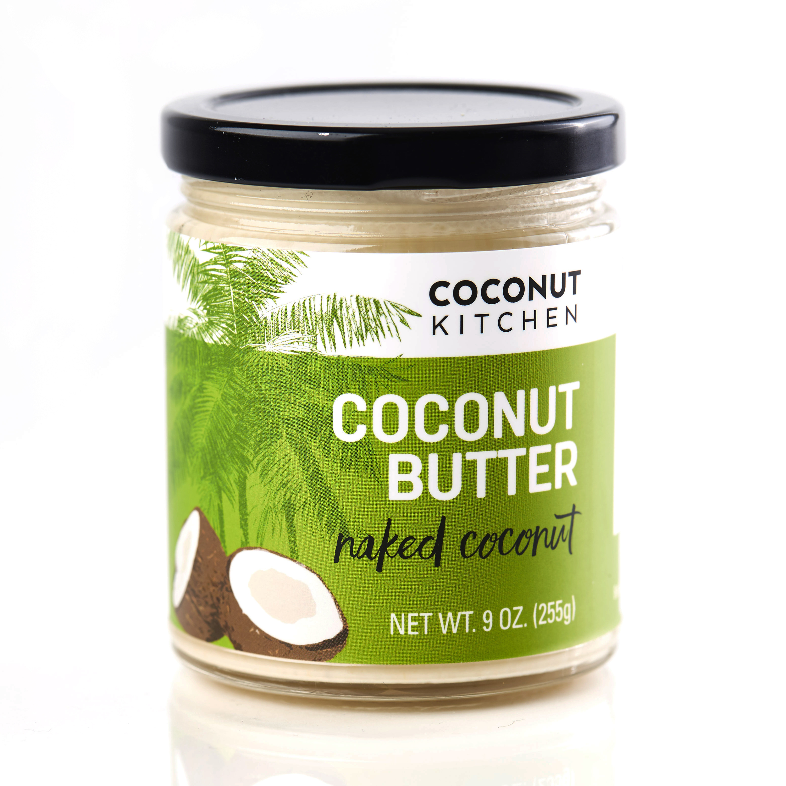 naked coconut butter