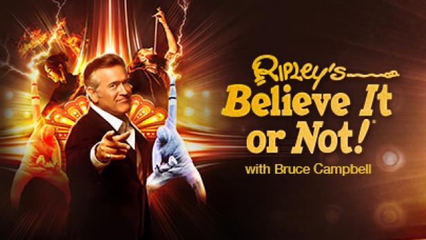 Ripley's Believe It or Not (Travel Channel)