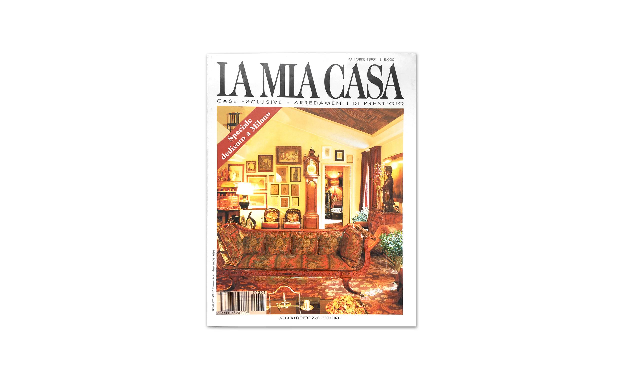 La Mia Casa 1997 COVER.jpg