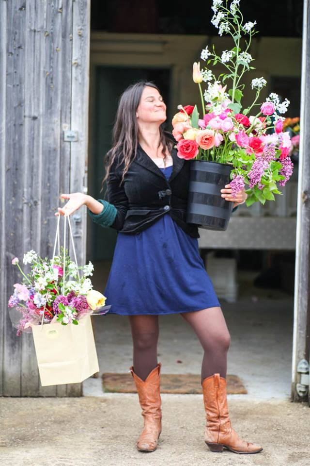 Hedgerow Flower Company. Flower Farm and Wedding Florist. Nova Scotia. Organic, locally grown fresh cut flowers. New! Halifax Floral CSA, featuring artistic flower bouquets delivered to Halifax.