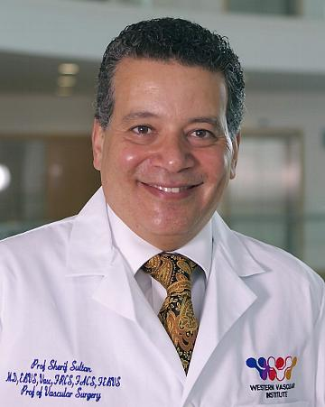 Professor Sherif Sultan MD FRCS FACS PhD