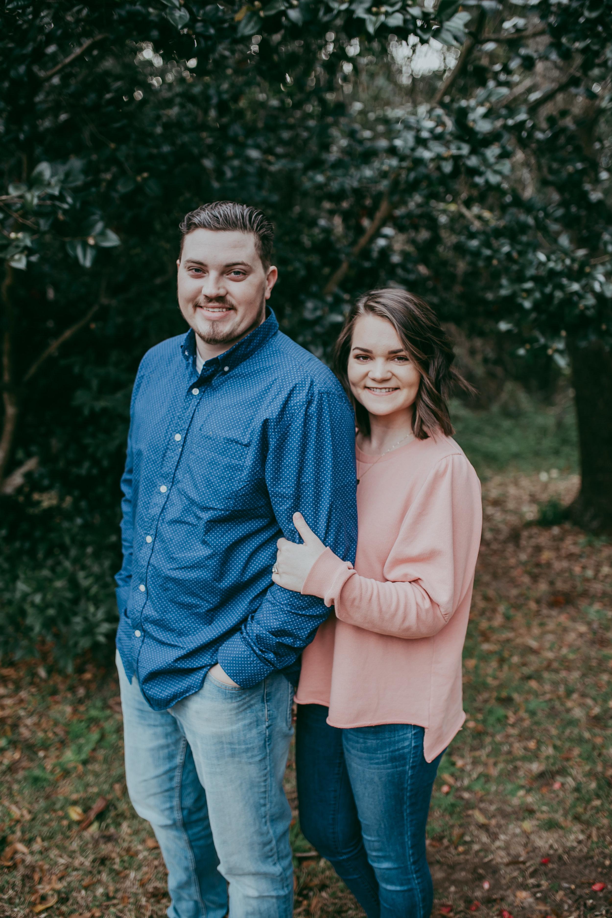 Shane and Erica Stringfellow - Messengers