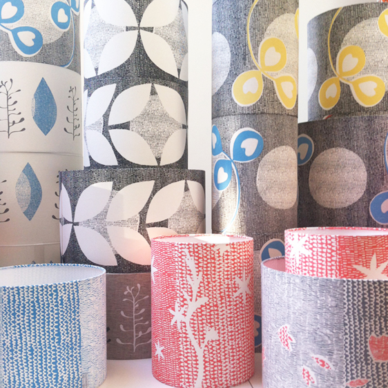 Learn to make your own lampshades