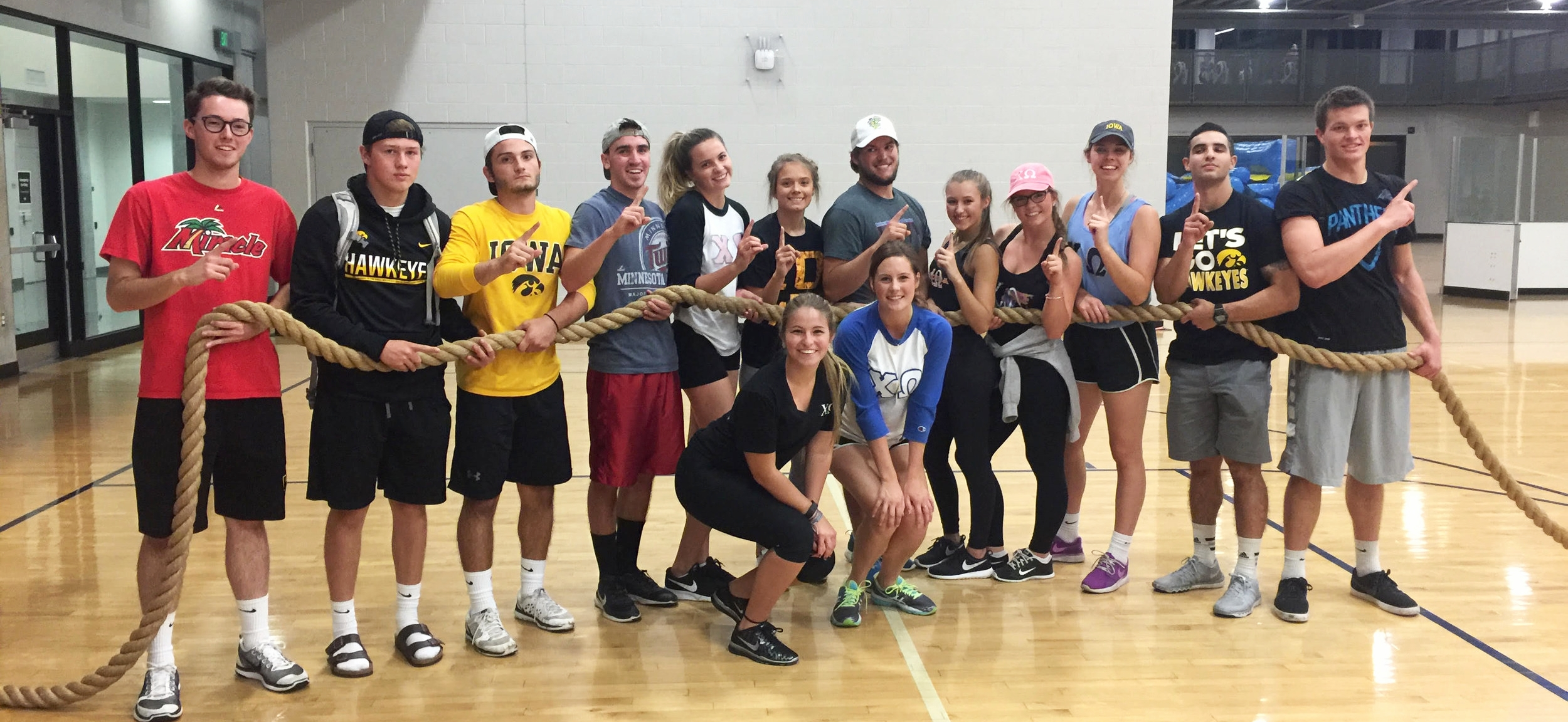 Tug-of-War Champions!