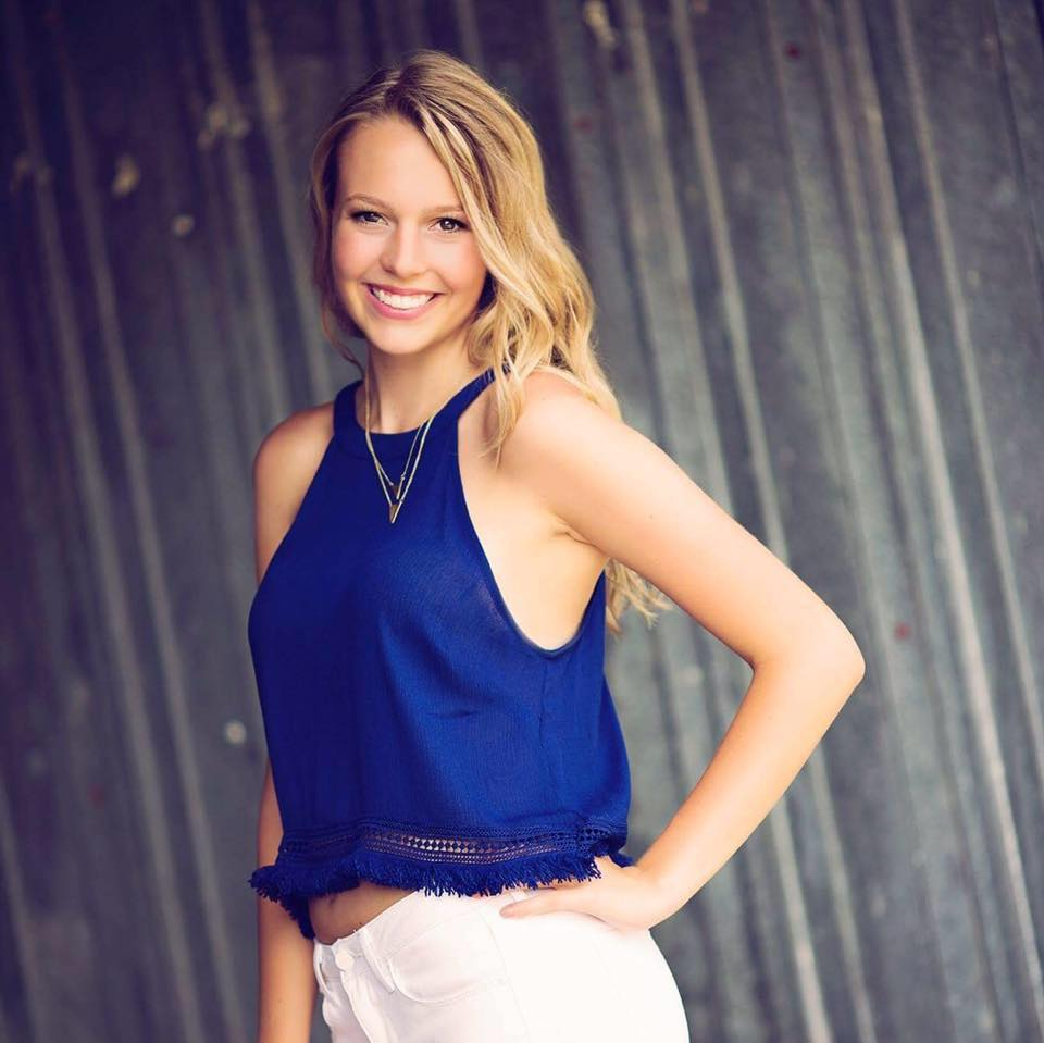 Emma Meador - Emma is compassionate and outgoing and has a huge heart. She is down-to-earth and a great role model!