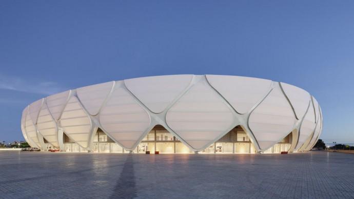 Image Source: http://aasarchitecture.com/2014/05/arena-da-amazonia-gmp-architekten.html  © Marcus Bredt