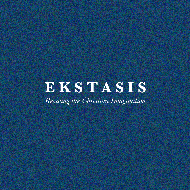 Ekstasis magazine features articles, interviews and art that exhibits the spiritual, intellectual and aesthetic depths latent within the Christian understanding of human life.