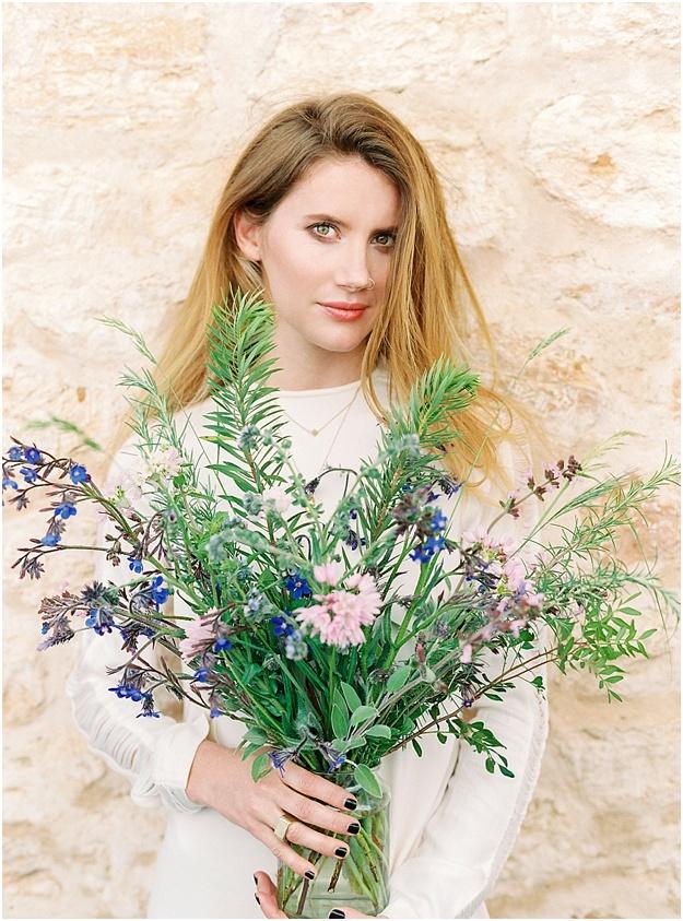 floral design organic Ibiza