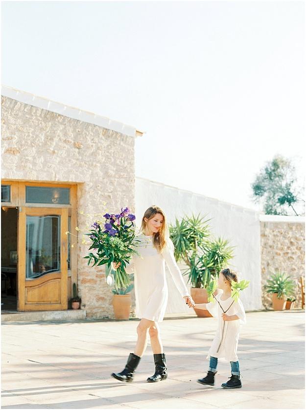 Floral design wedding Ibiza