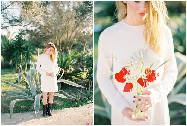 wedding flower inspiration Ibiza wild