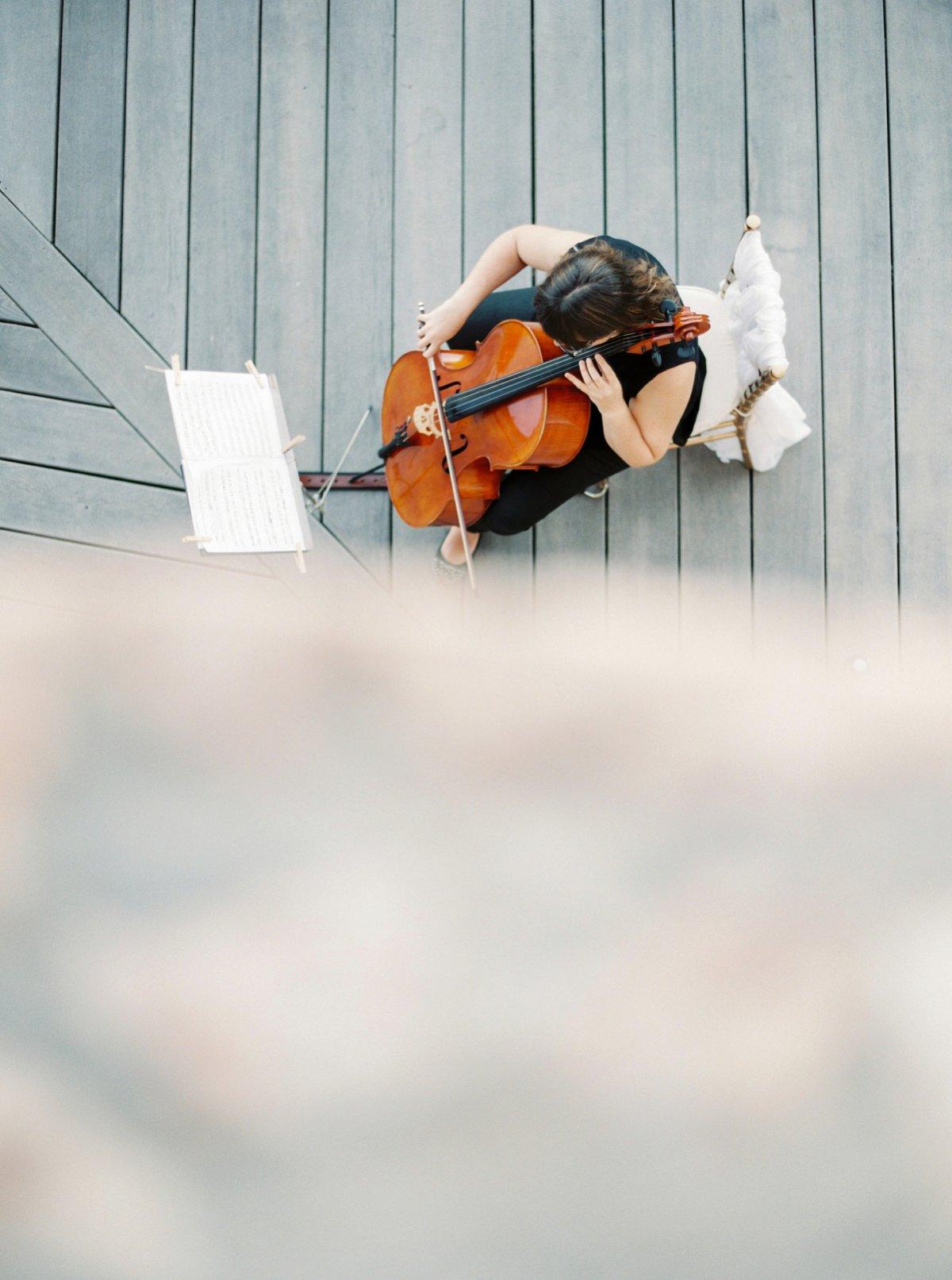 Violin Player Ibiza