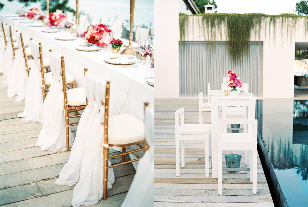 Ibiza Wedding Styling