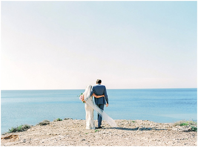 Clifftop Wedding Destination
