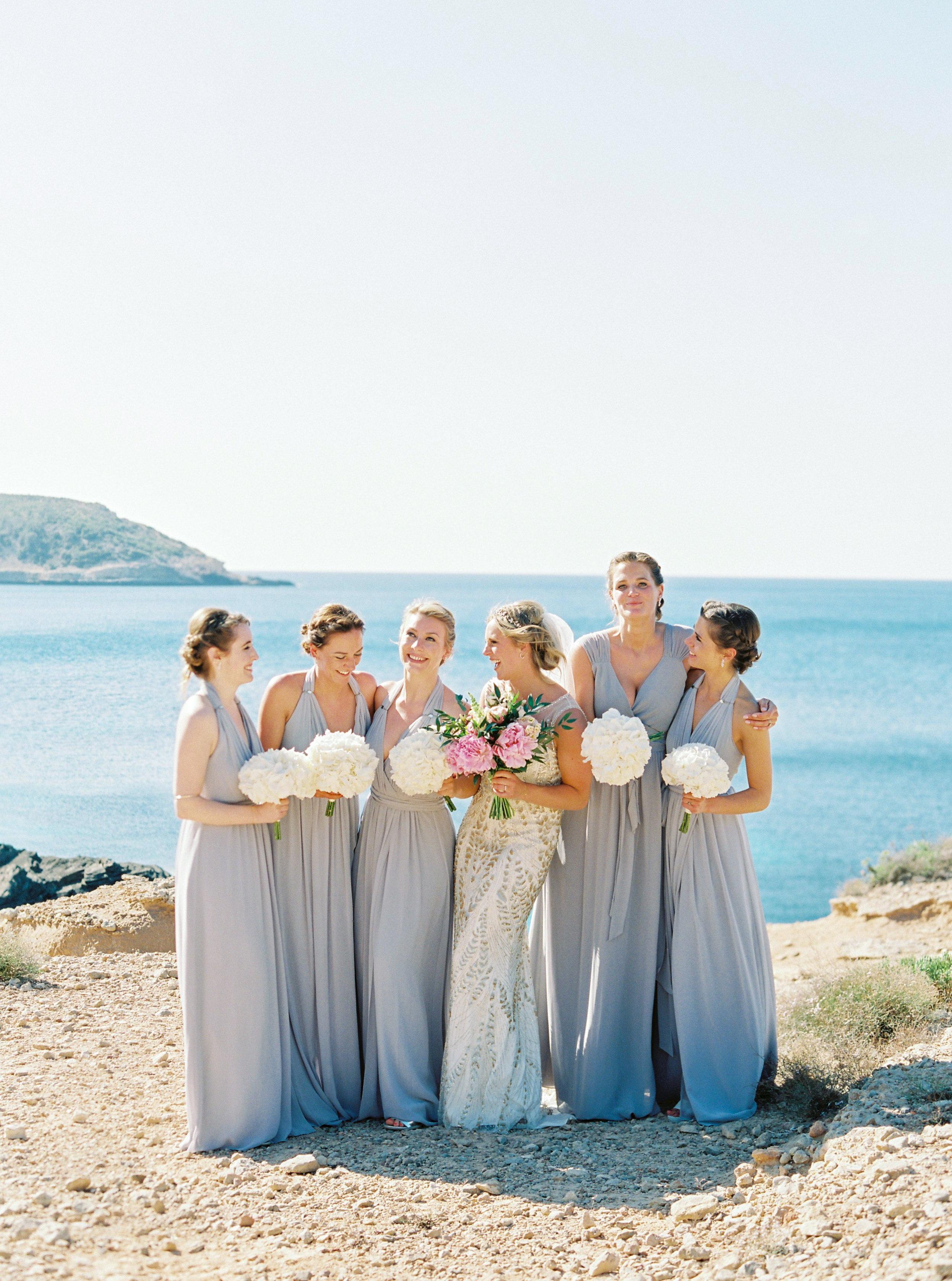 Ibiza Wedding Clifftop Ceremony