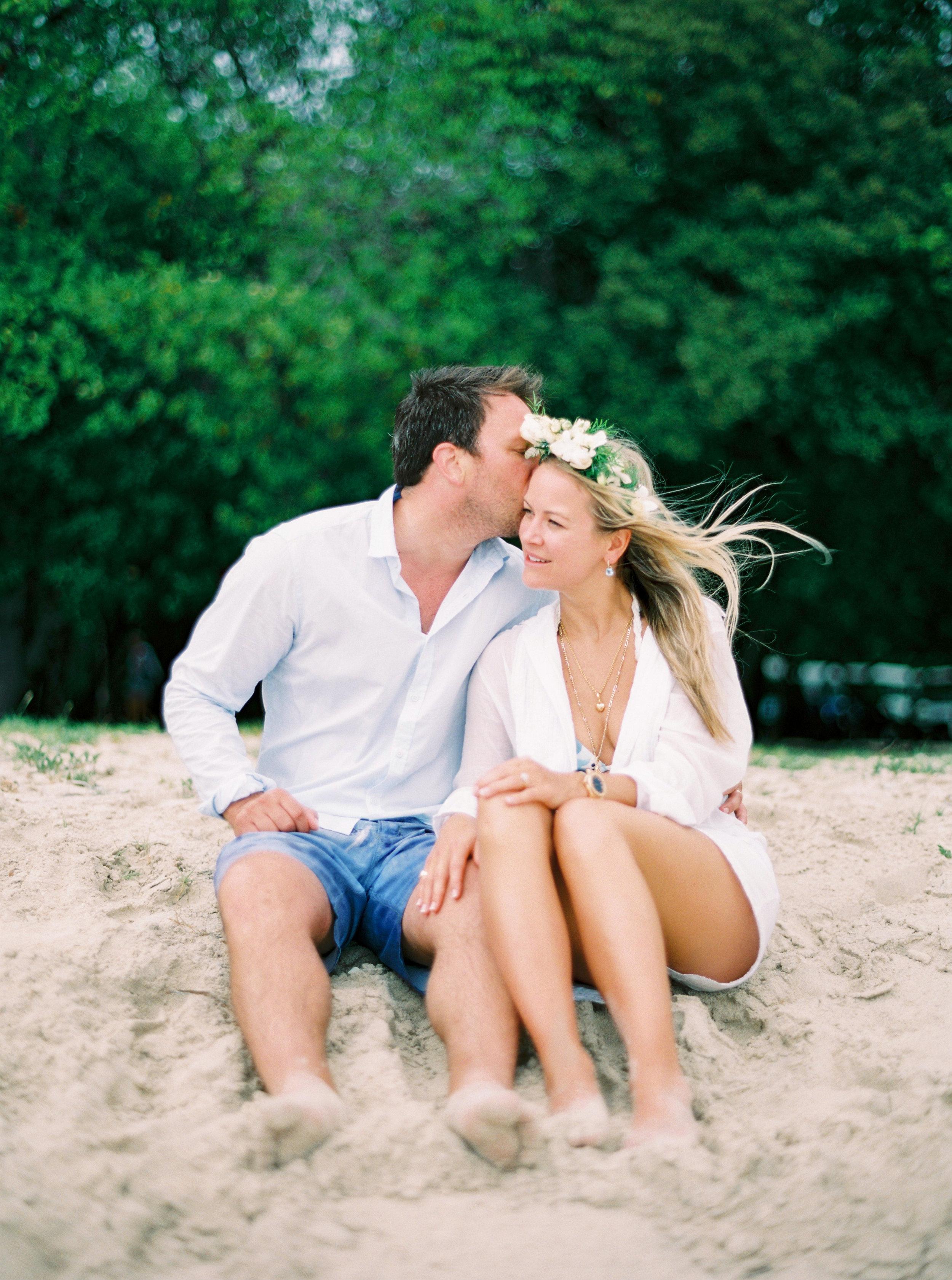 Mustique St Vincent Wedding Island Beach