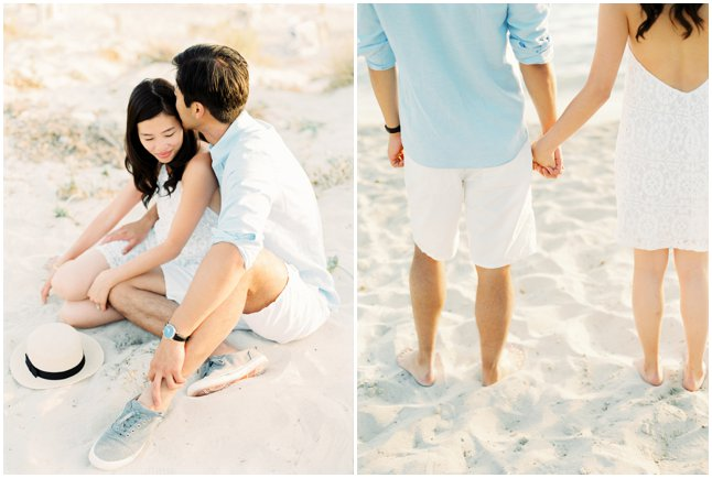 Mallorca Beach Engagement Session