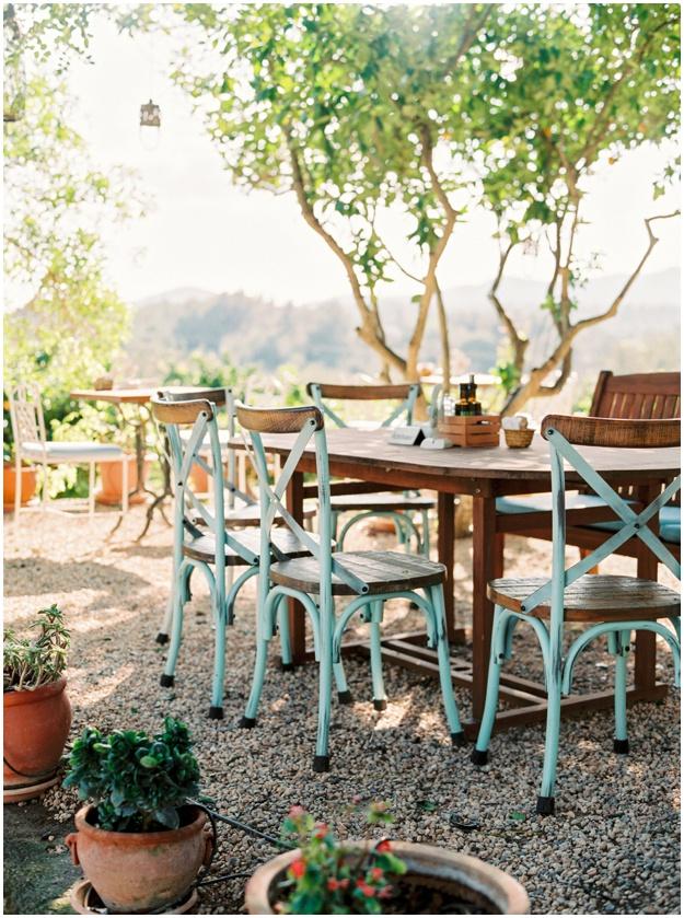 beautiful garden La Paloma Ibiza