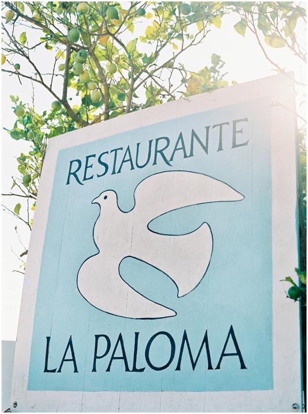 La Paloma Ibiza Restaurant