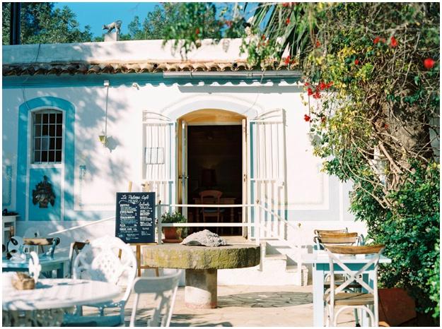 La Paloma Cafe healthy food Ibiza