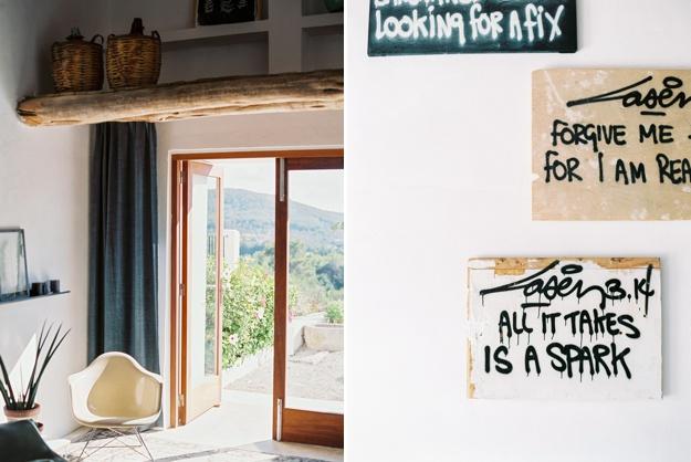 Interior Design in Ibiza