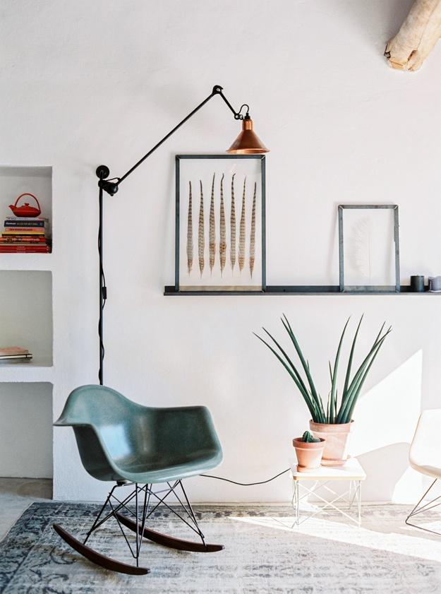Small spaces interior design Ibiza