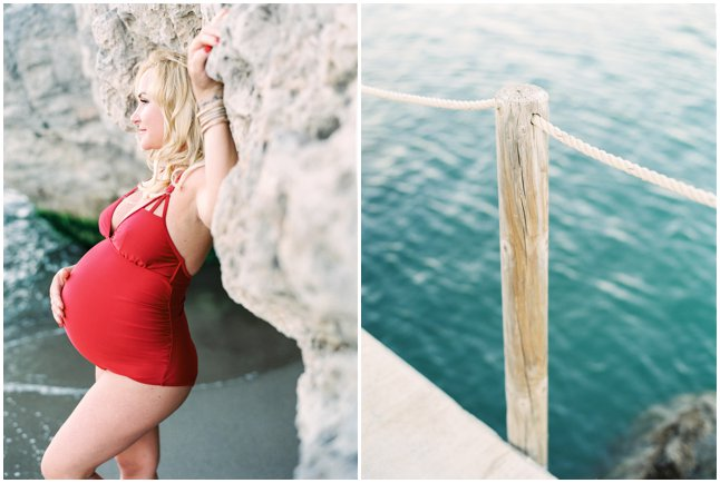 Beach Maternity session Barcelona