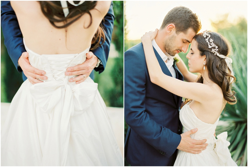 Elegant outdoor jewish wedding - Ibiza